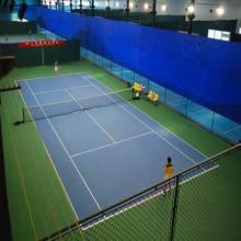 Высокое качество ПВХ спорта настил Inroll для теннисного Indoor