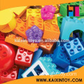 10209486 EN71 Approval Creative Bucket toy blocks educational toys for kids ABS toy blocks