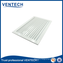 HVAC Systems Ventilation Aluminum Fixed Blades Return Grille
