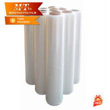 0.41mm stretch pvc film for mattress or sofa packing