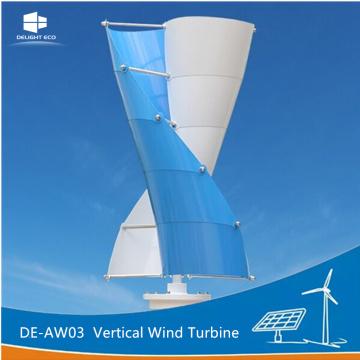 DELIGHT DE-AW03 Vertical Wind Power Generator Set