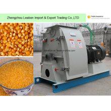 Haricots de grains de blé Broyeur de broyeur à marteaux de Crons utilisé dans la ligne de fabrication de granule d'alimentation