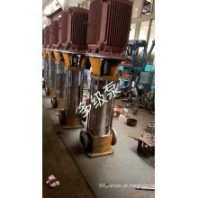 2018 venda quente !!! Trade Assurance GDL Caldeira de alimentação da bomba bomba de água vertical multiestágio bomba