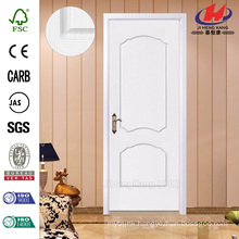 JHK-009-1 New Design Safety ISO9001 Board Whiter Primer Moulded Door