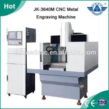 Pesado dever Metal máquina de gravura do cnc máquinas de venda