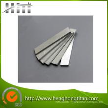 Plaque et plaque d'alliage de nickel et de nickel ASTM B168