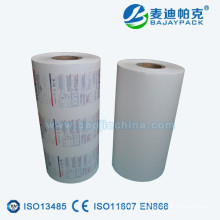 Medical Grid lacquer coated paper for needle/syringe