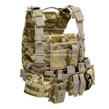 Taktische Camo Sicherheitsweste mit Taschen