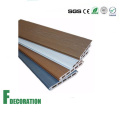 White Building Materials Waterproof Co-Extrusion WPC Composite Deck Floor for Decorative