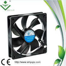 12 Volt 120mm 120X120X25mm DC CPU Cooling Fan with PWM Signal