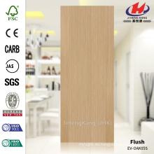 JHK-F01 Fuera de Piso Mejor HDF Blanco Oak05S Plywood Supplier Door Skin