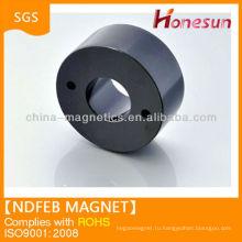 редкоземельные магниты/кольцевой магнит с отверстием