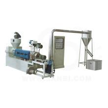 Machine de compoundage à recyclage en plastique à découpage à chaud (SJ-A90,100,110,120)
