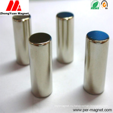 N30h N33h N35h N38h постоянный цилиндр NdFeB неодимовый магнит