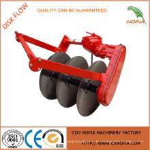ZHEJIANAG SF / GN / DF arado disco SF / GN / DF arado disco para el tractor ambulante