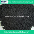 coque de petrolum calcinado con alto contenido de azufre (S <3%)