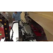 Machine à couvercle de bocal en verre à ligne de bouchon dévissable