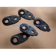 Pies de caucho EPDM moldeados vulcanizados