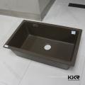 pias de cozinha superfície de acrílico triângulo sólido fábrica