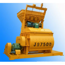 High-tech JS750 Betão Preço máquina de mistura na Índia