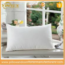 Hyperallergenic Cotton Fiber Neck Pillow, Duck Down Pillows Inner