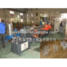Extrudeuse à granulés chauffants PP / PE et CaCO3