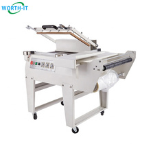 candle wrapping hot packing boxes shrink machine for sale