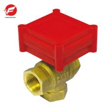 2-х ходовой автоматический шар воды с Таймер пневматический пропорциональный клапан