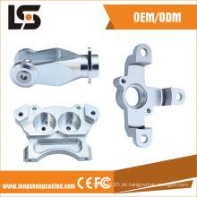 Kundengebundene Bearbeitungsteile Präzision CNC der Metallherstellung