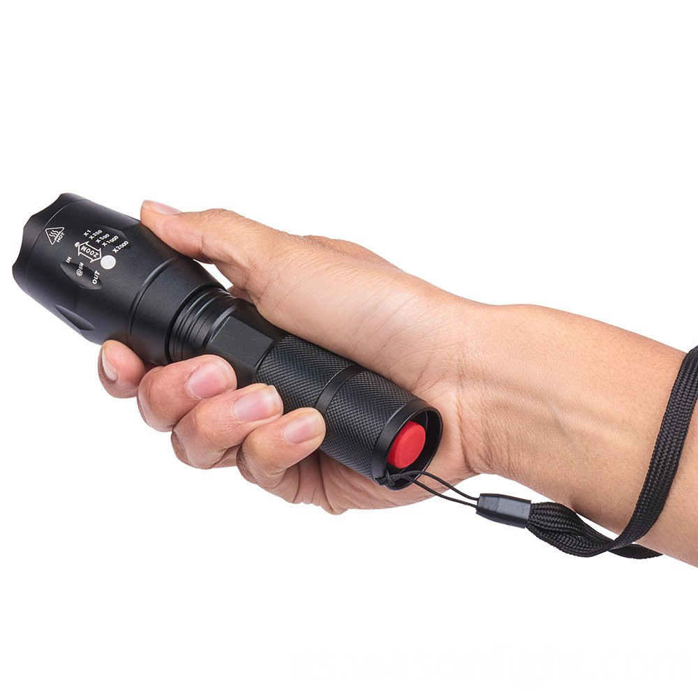 Flashlight For Outdoor