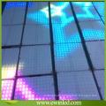 Espectacular 3D Illusion Mirror Infinity LED Dance Floor de 2016 años