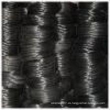Alambre recocido negro vendedor caliente de la buena calidad del precio bajo