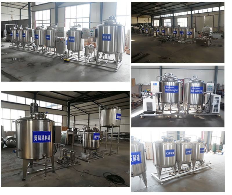 Milk Churn Production Line