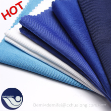 Tissu de velours de boucle de tissu de canapé en polyester en gros