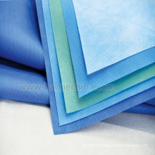 Factory disposable medical non-woven waterproof SMMS wraps