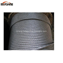 7x19 7x7 Galvanized Steel Wire Rope