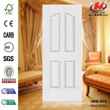 JHK-004 CE Certicicate Painel de porta de primer com painel de alta qualidade