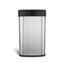 50L Fashion Stainless Steel Sensor Trash Can