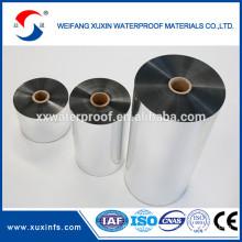 Película de liberación de aluminio recubierta de silicona