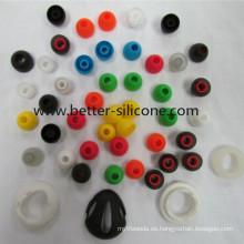 Eliminación de orejeras de silicona Protección auditiva