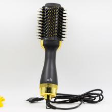 Brosse à cheveux fer à lisser électrique et sèche-cheveux à boucle