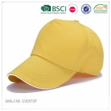 High Quality 5 Panels 100 Cotton Promotional Cap