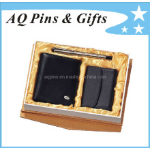 Classic Set Box Include Pen &Wallet &Card Holder