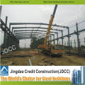 Low Cost Construction Factory Steel Structure Building