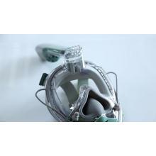 Очки для плавания с маской для свободного дыхания