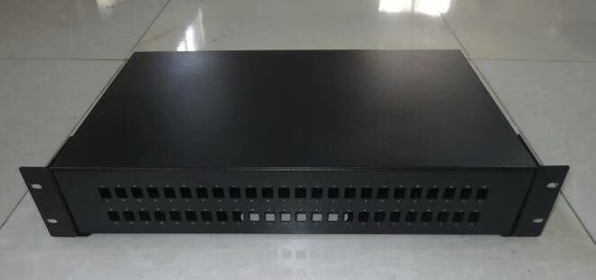 Sc Port Rack Mounted Patch Panel