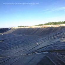 Revestimientos de HDPE de relleno sanitario de 1,5 mm / 60 mils para relleno sanitario