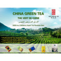Chunmee green tea 3008 from manufacturer