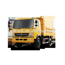 Dayun marca 4X2 drive dump truck para 5-15 metros cúbicos