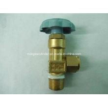 Sauerstoff-Gas-Zylinder-Ventil